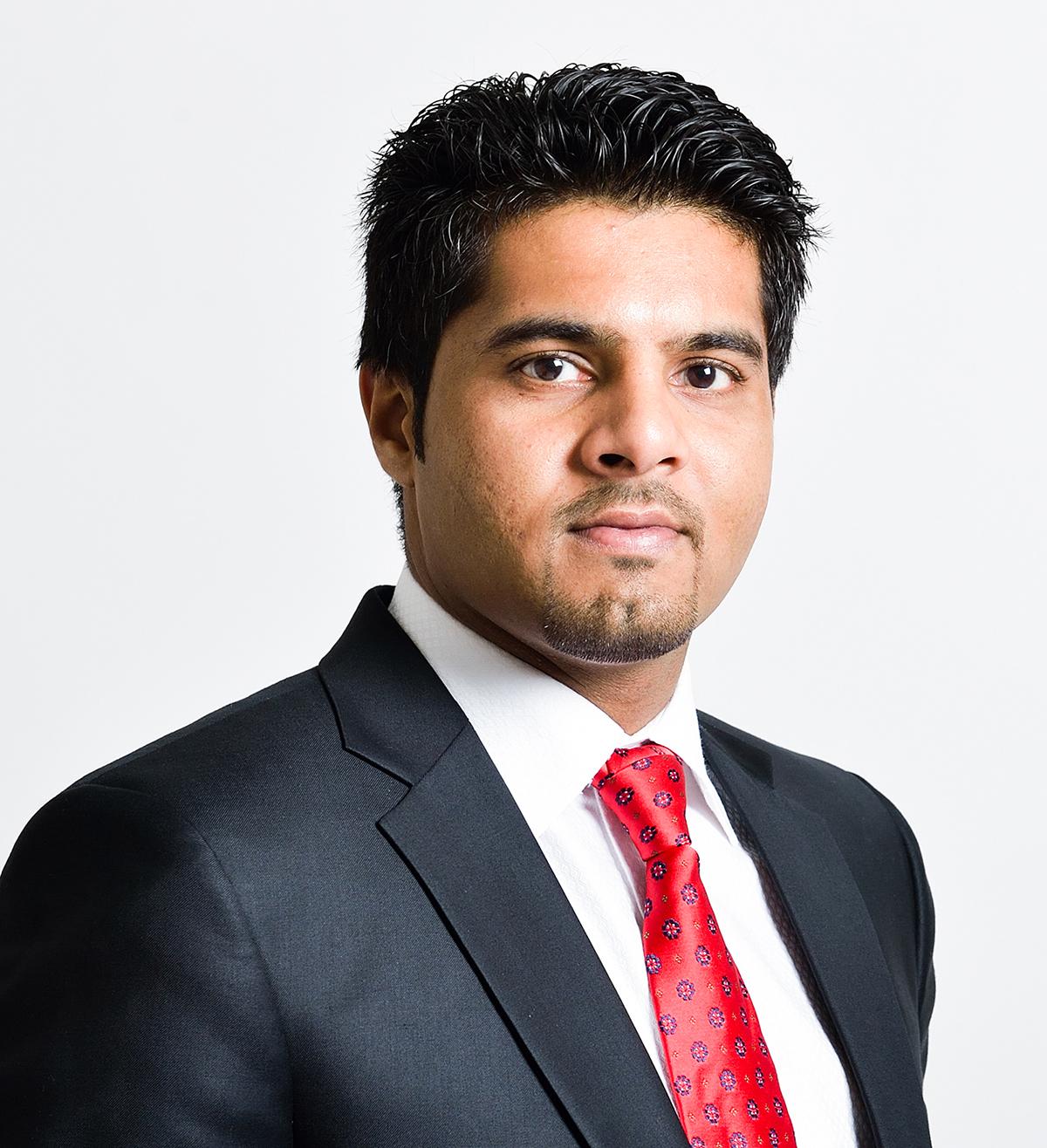 Mr. Akbar - Vice President Healthcare Division